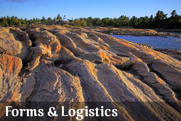 Forms and Logistics