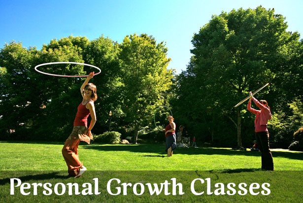Personal Growth Classes
